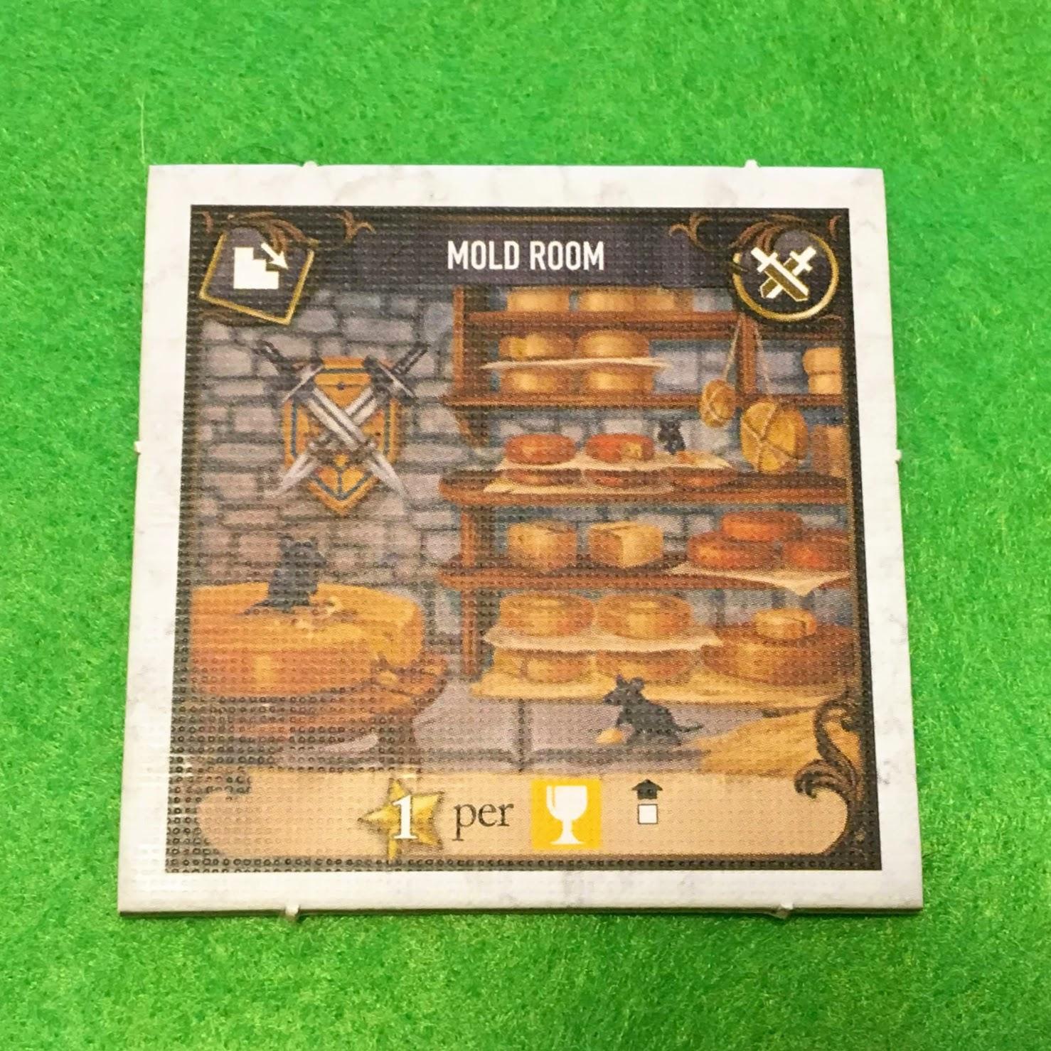 地下室|ふたつの城の物語