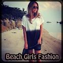 Beach Girl Fashion Style icon