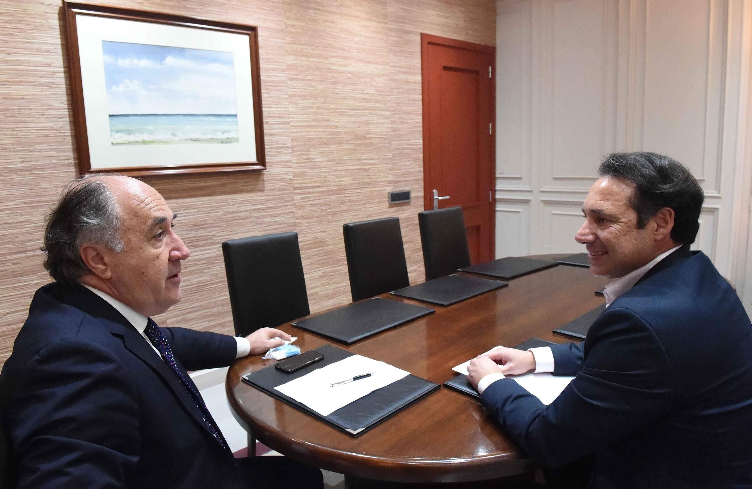 El Director Gerente de Quirónsalud informa sobre la puesta en marcha de un centro médico en Algeciras