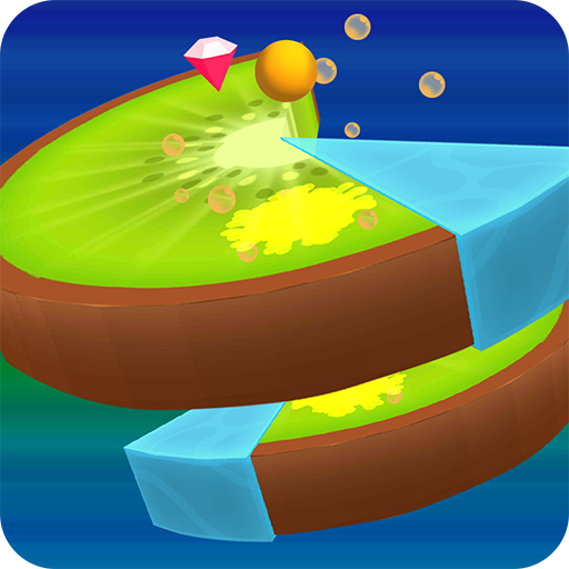 Fruit Helix jump