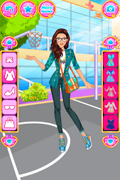 High School Dress Up For Girls APK screenshot thumbnail 7