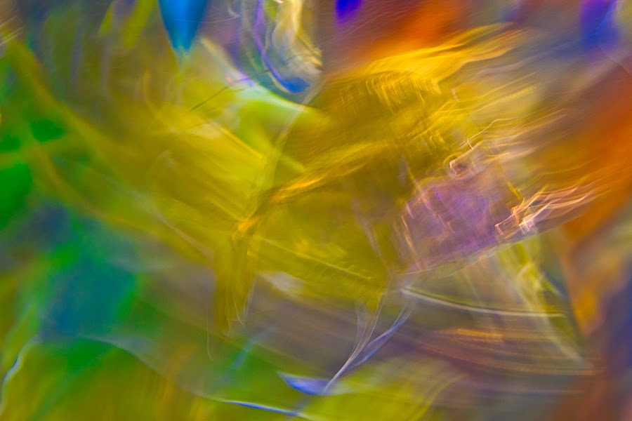 by Jim Jones - Abstract Light Painting ( art, color, patterns, fish, abstract )