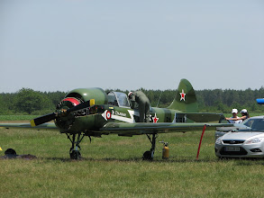Photo: Yak 52