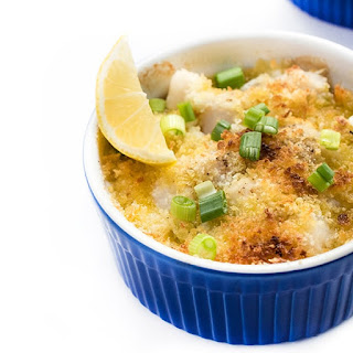Baked Bay Scallops Recipes.