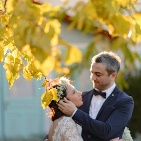 Wedding photographer Nata Abashidze-Romanovskaya (Romanovskaya). Photo of 20.12.2018