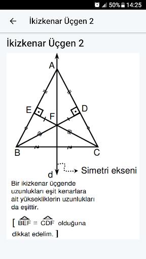 Geometri Formülleri screenshot 6