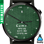 Relativity Theory - Watch Face Icon