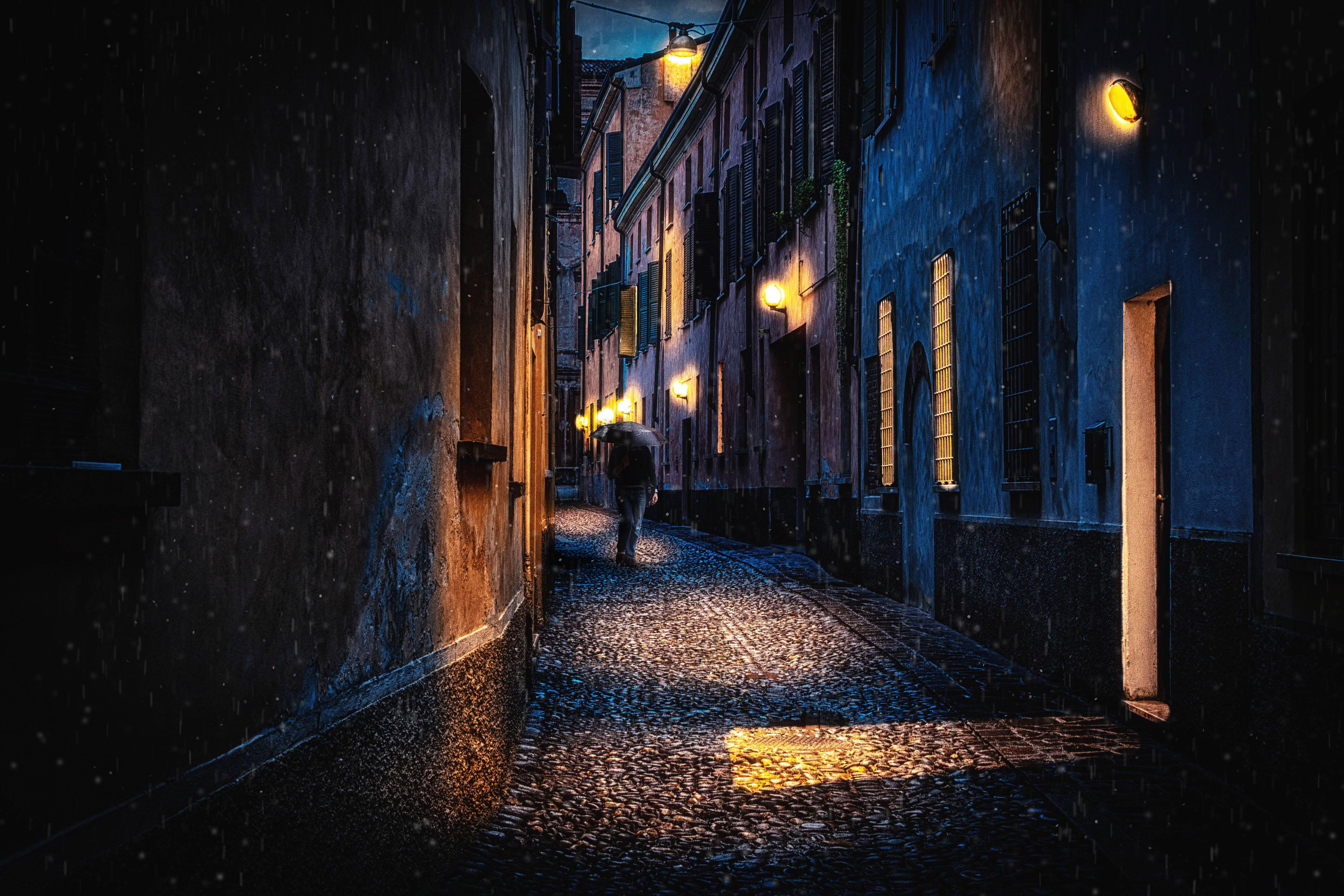 Solo nella notte di Matteo Masini