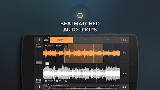 Edjing PRO LE – Music DJ mixer Mod 1.06.01 Apk [Unlocked] 2