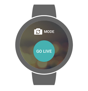 Streamago - Live Video Selfies- screenshot thumbnail