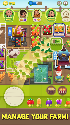 Merge Farm! 2.0.1 {cheat|hack|gameplay|apk mod|resources generator} 3