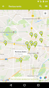 golocal – Miniaturansicht des Screenshots