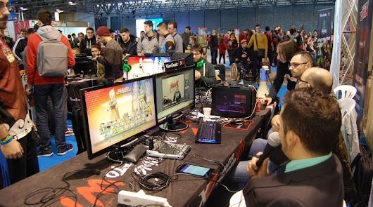 Sigue en directo el Roquetas Gaming Show
