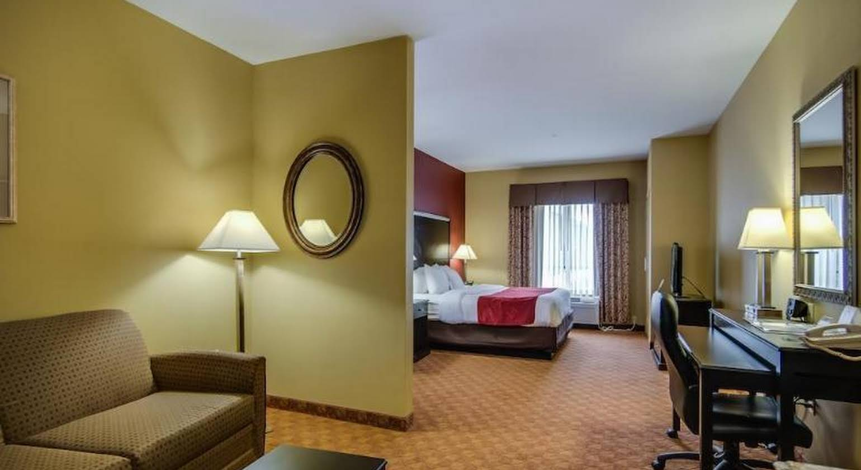 Comfort Suites Spring