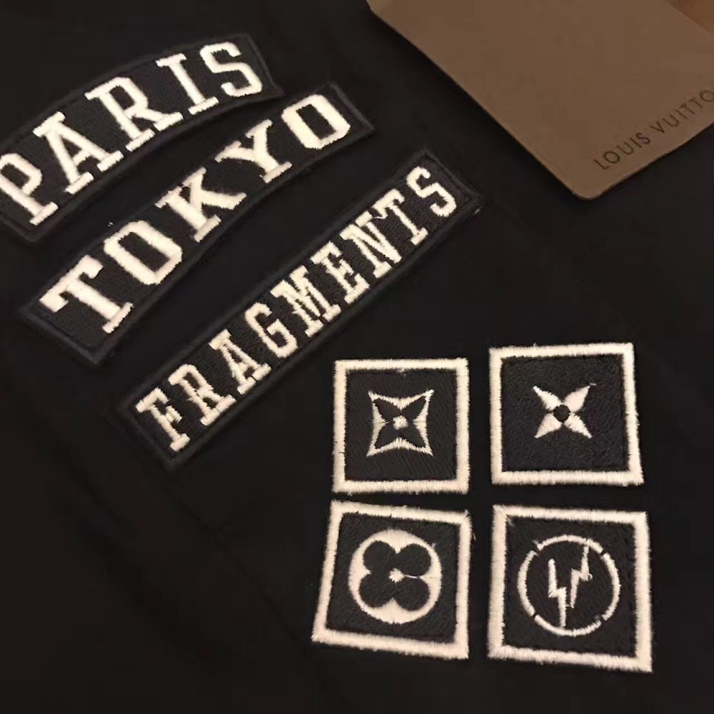 FRAG PATCH TEE
