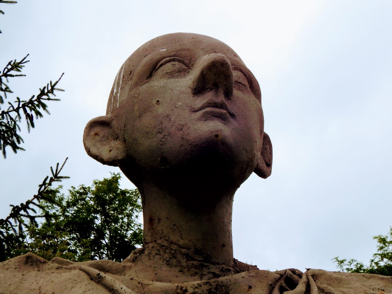 Magyarpolány - A háborúban elesettek emlékére