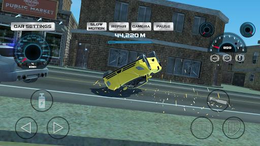 Super Sport Car Simulator  screenshots 2
