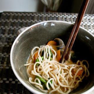 Easy Thai Noodle Soup