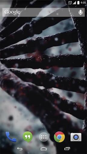 DNA 3D Live Wallpaper|玩個人化App免費|玩APPs