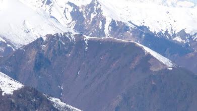 Photo: Notre sommet de Dimanche dernier le Courbayran