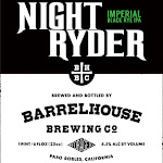 BarrelHouse Night Ryder - Imperial Black Rye IPA