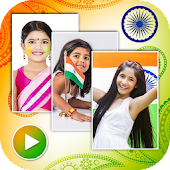 Republic Day Video Maker - Slideshow Maker 2018