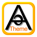 Alvə Orange Light Theme icon