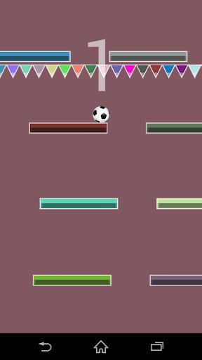 Falling Ball Euro 2016