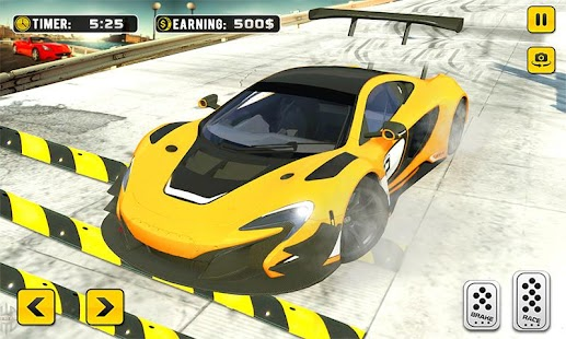 Download 100 Speed Bump Crash Car Driving For PC Windows and Mac apk screenshot 3