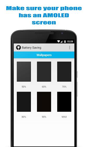 Battery Saving Wallpapers