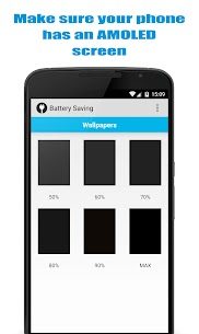 Battery Saving Wallpapers 1.4 Mod APK Latest Version 1
