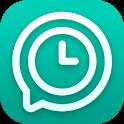 WaRadar: online last seen tracker icon