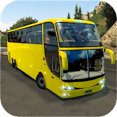 mobile bus driving sim 2018 - tourist coach drive