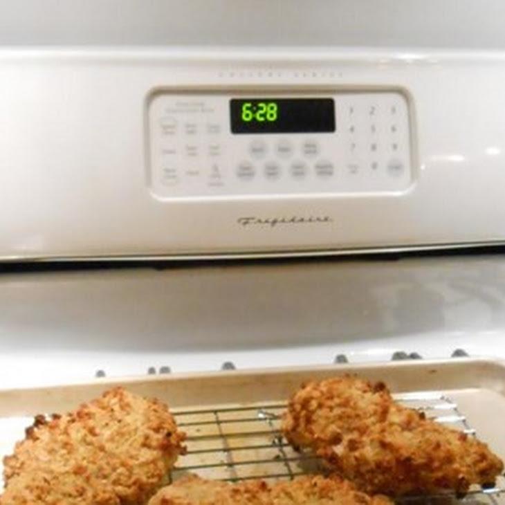 Crispy Juicy Oven-Fried Chicken Breasts Recipe