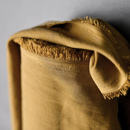 Tencel/linen - abbey gold