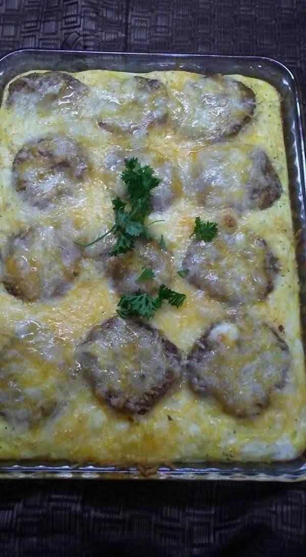 Monika's Breakfast Casserole Recipe