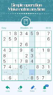 Download Magic Sudoku-Classic Number Games For PC Windows and Mac apk screenshot 2
