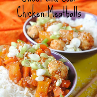 Chinese Chicken Meatballs Recipes