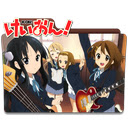 K On Wallpapers Anime New Tab - freeaddon.com Icon