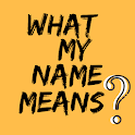 Name Meaning Generator — Acrostic Name Poem Maker icon
