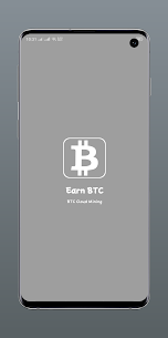 Earn BTC – BTC Cloud Mining 1