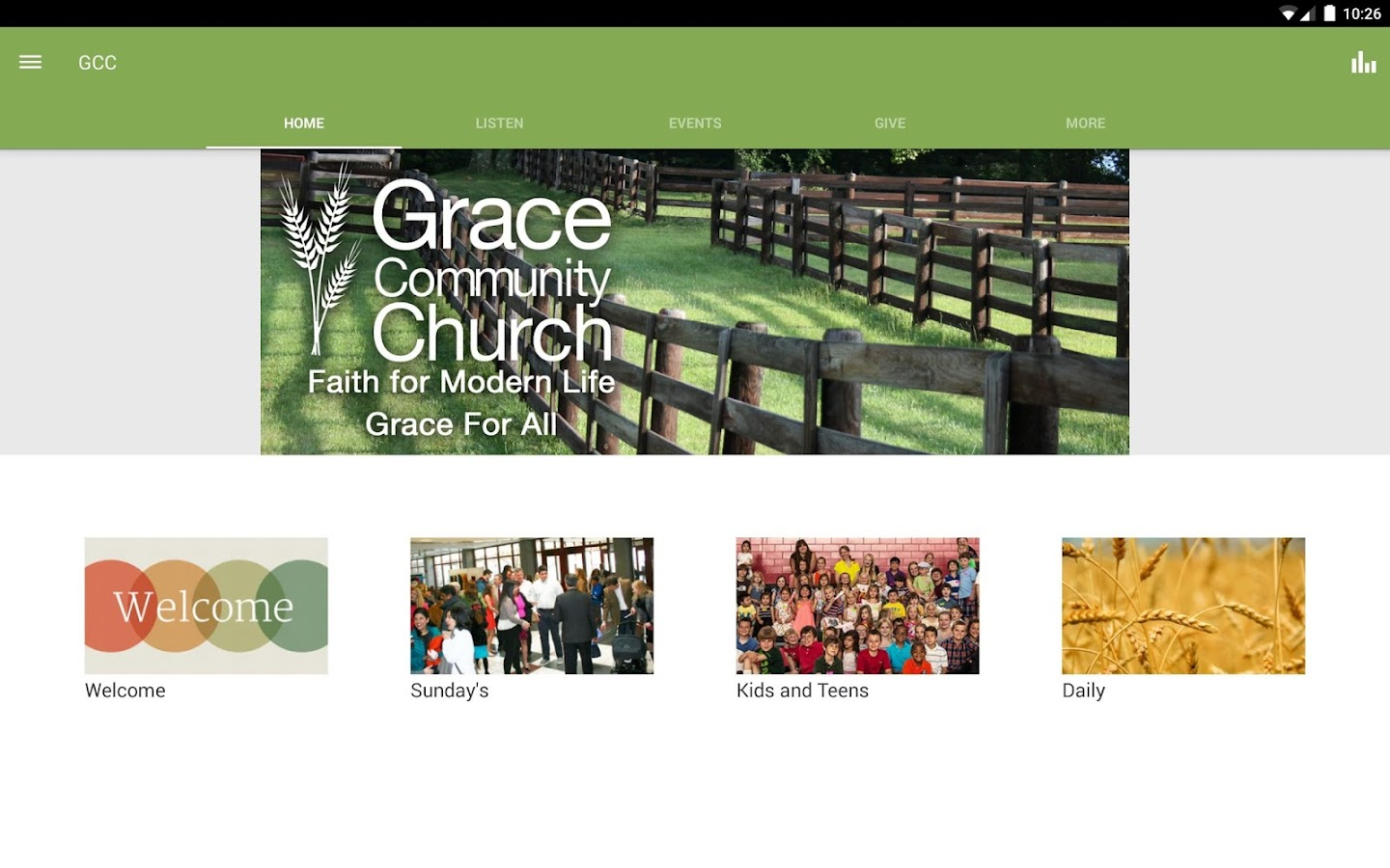 Grace Church New Canaan- screenshot