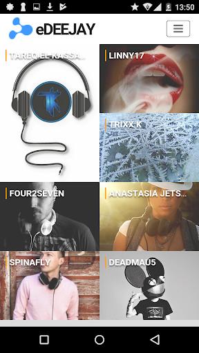 mix dj Pro Android screenshot 5