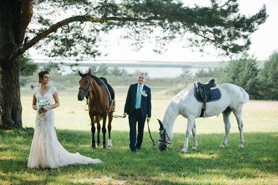 Fotografo di matrimoni Evgeniy Gromov (Yevgeniysoul). Foto del 27.05.2019