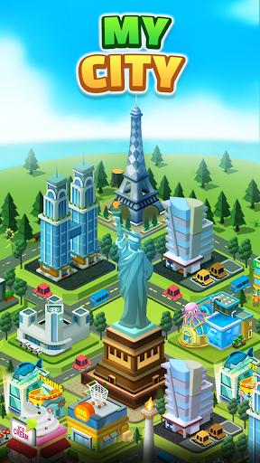 Code Triche Ma ville : Île  APK MOD (Astuce) screenshots 1