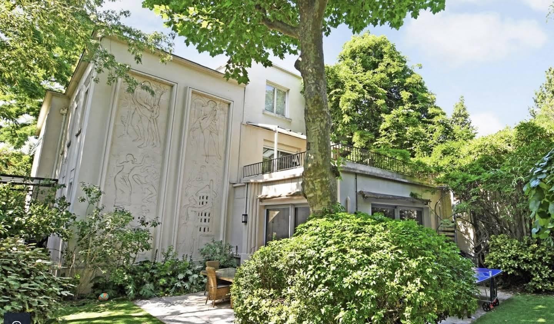 Maison avec jardin et terrasse Paris 16ème