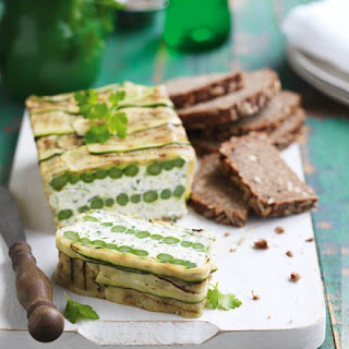 Courgette & Asparagus Terrine Recipe