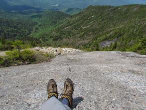 Photo: Agony of de feet...Phil's.