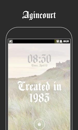 Download Agincourt FlipFont APK latest version App by