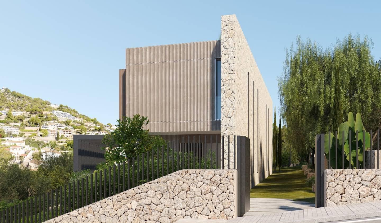 Chalet avec terrasse Palma